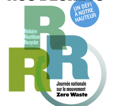 Zero Waste France à Bobigny